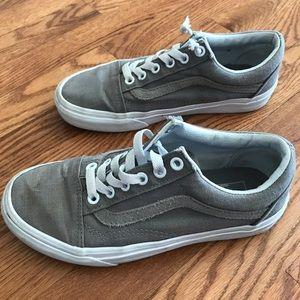 Vans Old Skool Grey Size 6